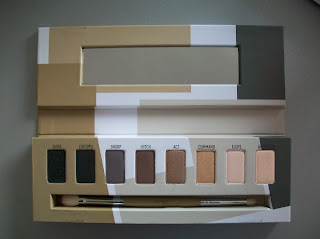 Palette on Maz S Make Up   Things   Sigma Beauty Bare Eyeshadow Palette