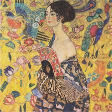 Gustav Klimt, Mónica López Bordón, poesía, Vicente Aleixandre