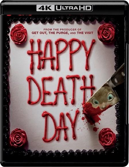 Happy Death Day 4K (Feliz Día de tu Muerte 4K) (2017) 2160p 4K UltraHD HDR WEBRip 19GB mkv Dual Audio DTS-HD 5.1 ch