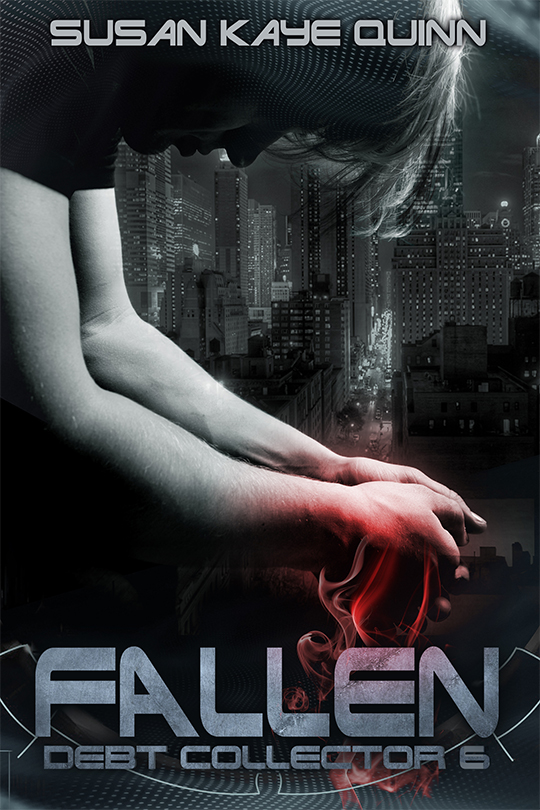 COVER REVEAL: Fallen by Susan Kaye Quinn