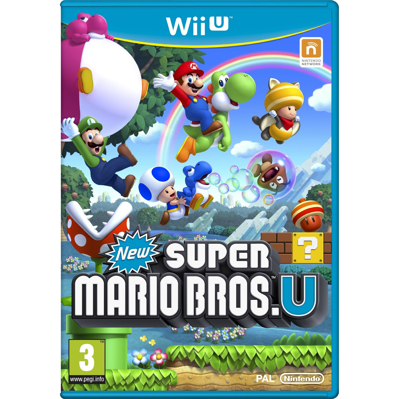 Análisis: New Super Mario Bros. U (2012)