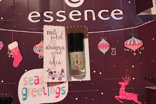 Clothes & Dreams: Essence Advents Calendar (part 2): adventskalender