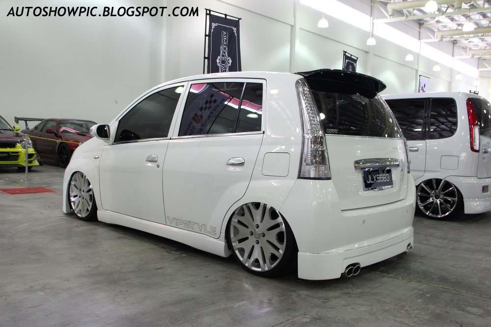VIP Perodua Viva
