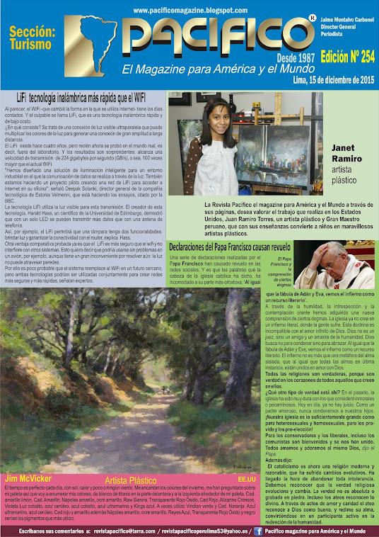 Revista Pacífico Nº 254