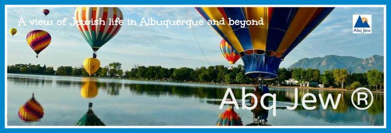 Abq Jew ® Blog