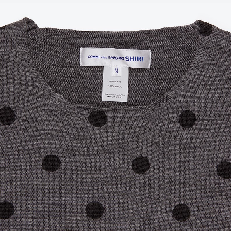 http://www.number3store.com/polka-dots-wool-sweater/1861/