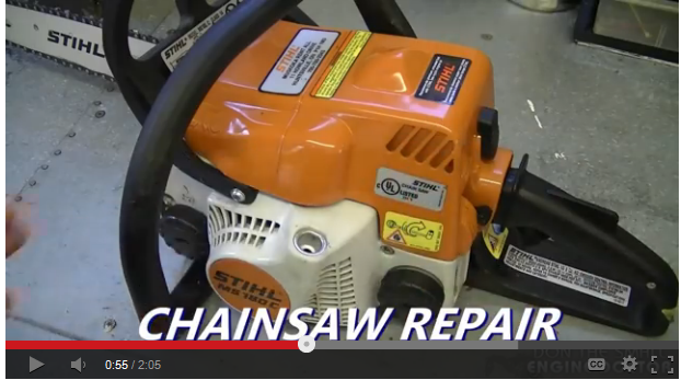 Hl supply blog top youtube chainsaw repair resources donyboy73 known as don the small engine doctor already has hundreds of videos about small engine repair and adds new content every friday fandeluxe Gallery
