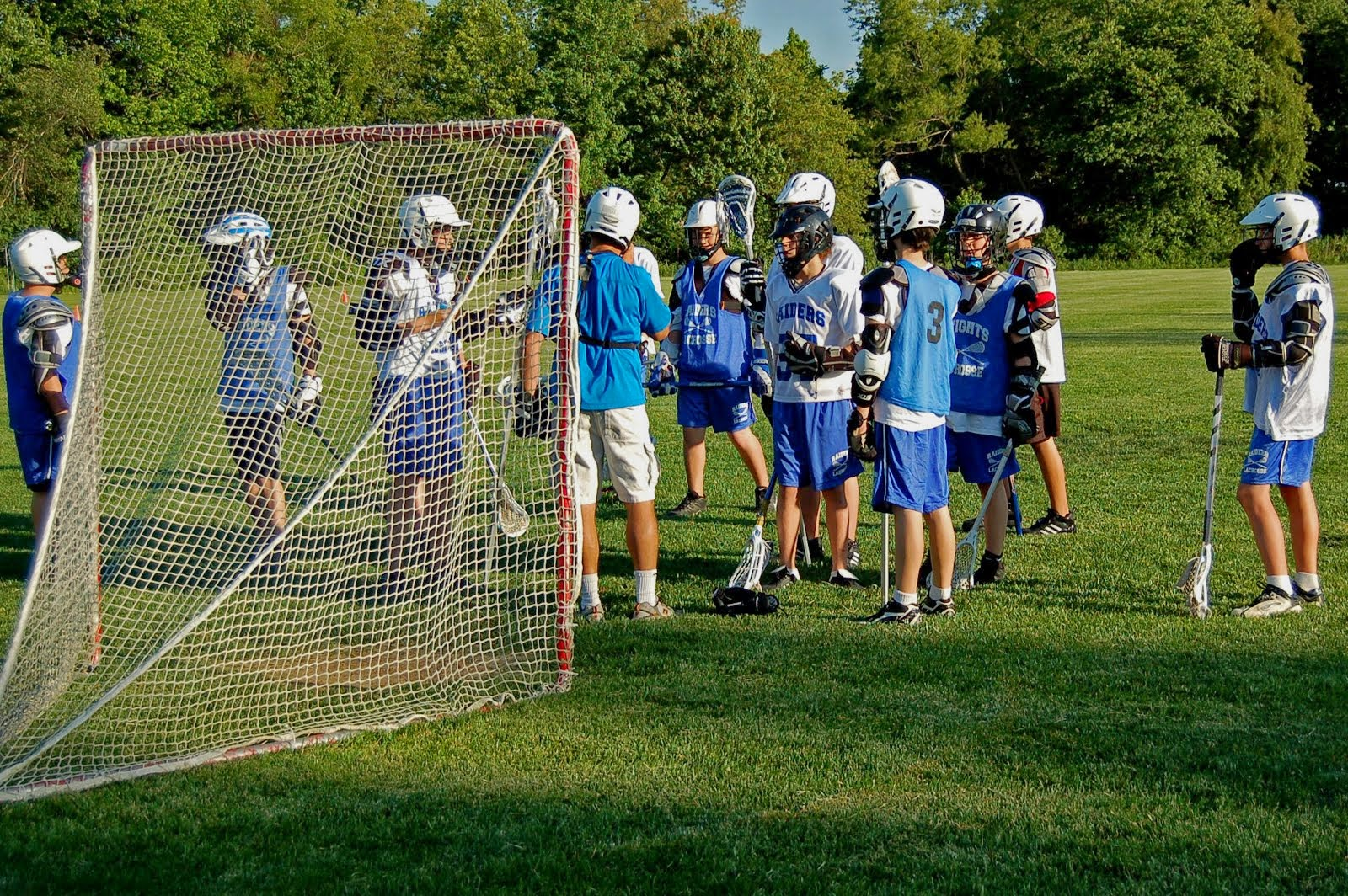 Coaching from the Goal