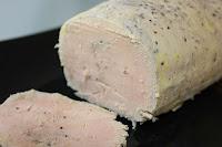 Foie gras de canard cuisson vapeur
