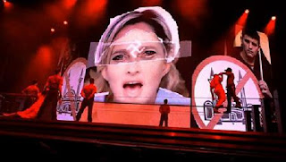 Madonna Swastika Use: Run Back in Paris, Likely to Result in Lawsuit » Gossip | Madonna