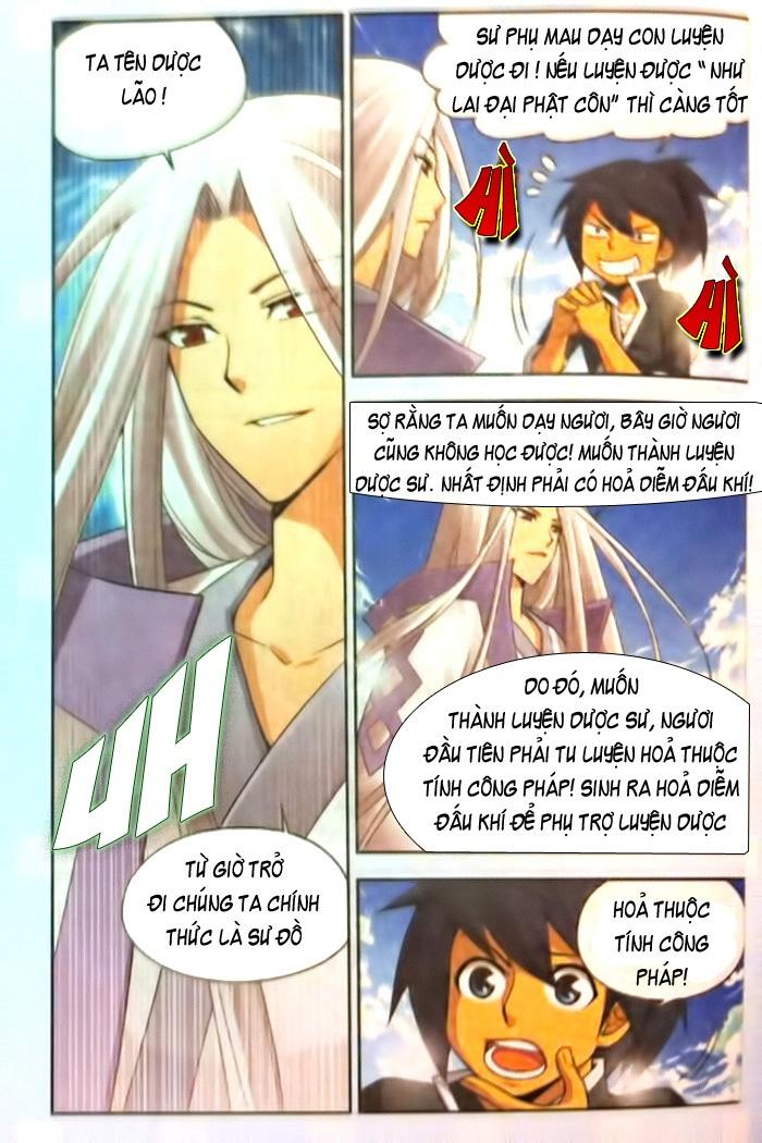 Đấu Phá Thương Khung chap 3 page 20 - IZTruyenTranh.com