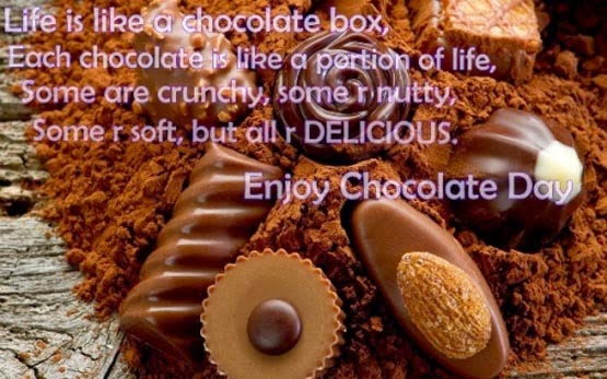 Chocolate Day Special Message