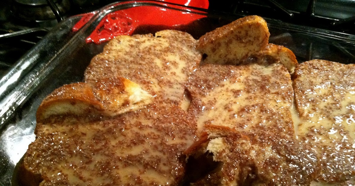 trail.mix: crème brûlée french toast.. light...er