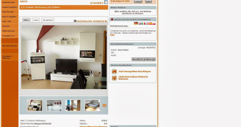 wohnungsbetrug.blogspot.com: teodosiamatos@gmail.com alias Herr Oster 2,5 Zimmer Wohnung mit ...
