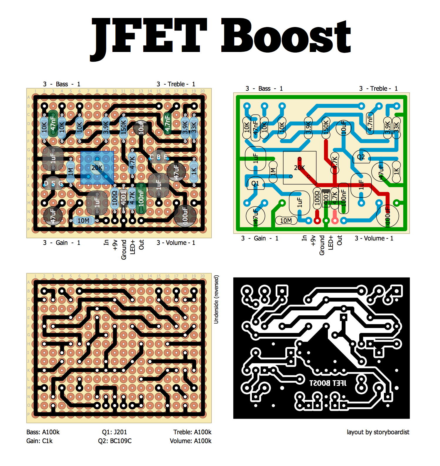 JFET%2BBoost jcm pub 11 wiring diagram simple circuit diagram \u2022 edmiracle co  at eliteediting.co