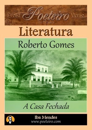 A Casa Fechada, de Roberto Gomes - pdf grátis