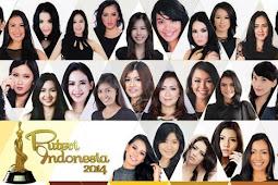 Daftar Pemenang: Elvira Devinamira Sebagai Puteri Indonesia 2014