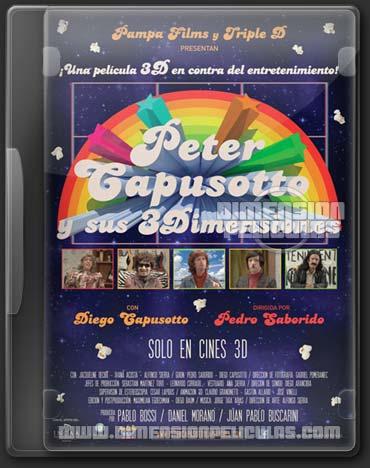 Peter Capusotto y sus 3 Dimensiones (DVDRip Español Latino) (2012)