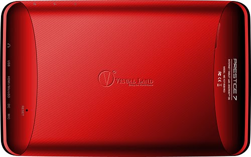 Visual Land Prestige 7 ME1078GBRED