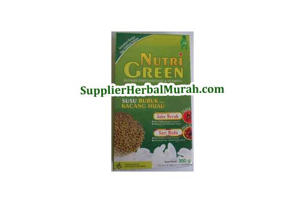 Susu Kacang Hijau Nutri Green
