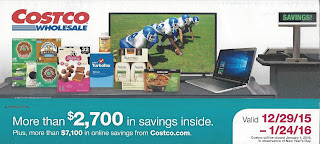 Current Costco Coupon January 2016