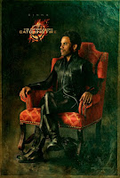 The Hunger Games: Catching Fire Cinna Poster