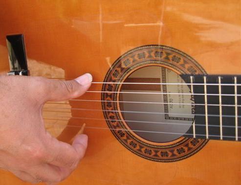 Partituras de Guitarra Flamenca