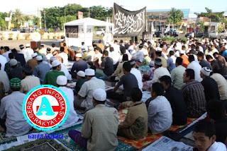 Jamaah Keluhkan Minimnya Kucuran Dana Pelaksanaan Hari Besar Islam