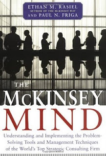 Cover of The McKinsey Mind