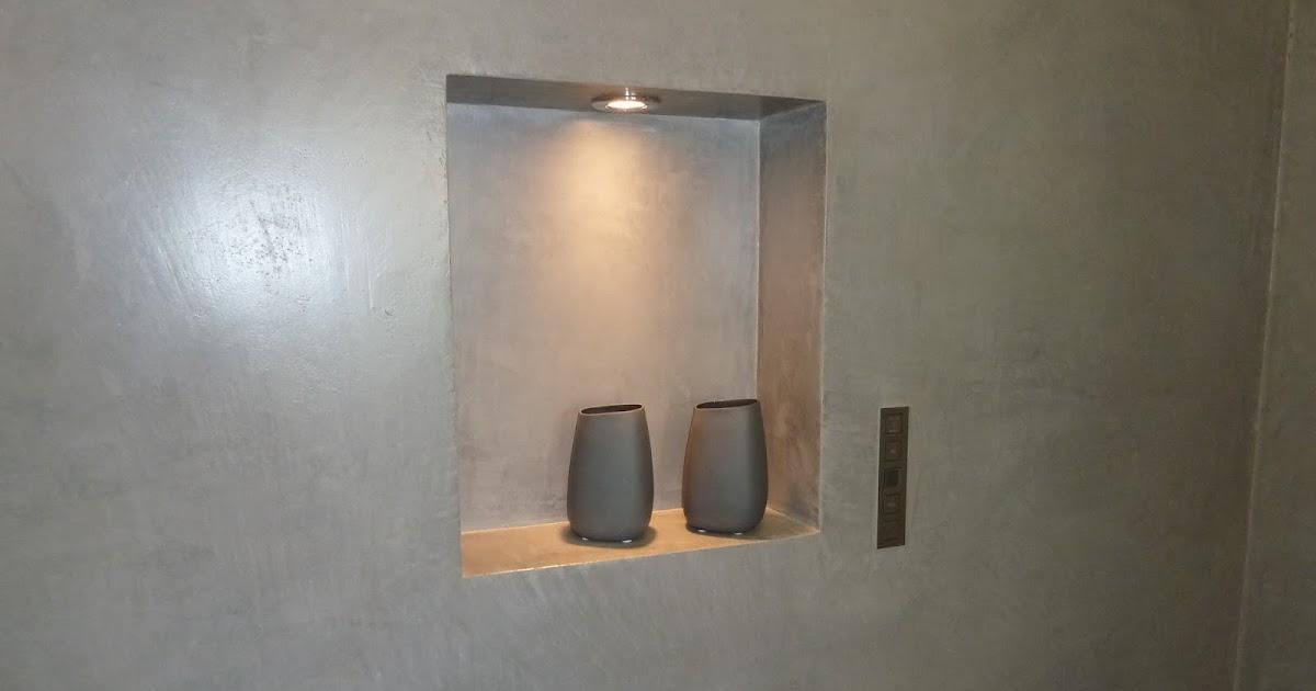 beton cire oberfl chen in beton look beton cire dusche. Black Bedroom Furniture Sets. Home Design Ideas
