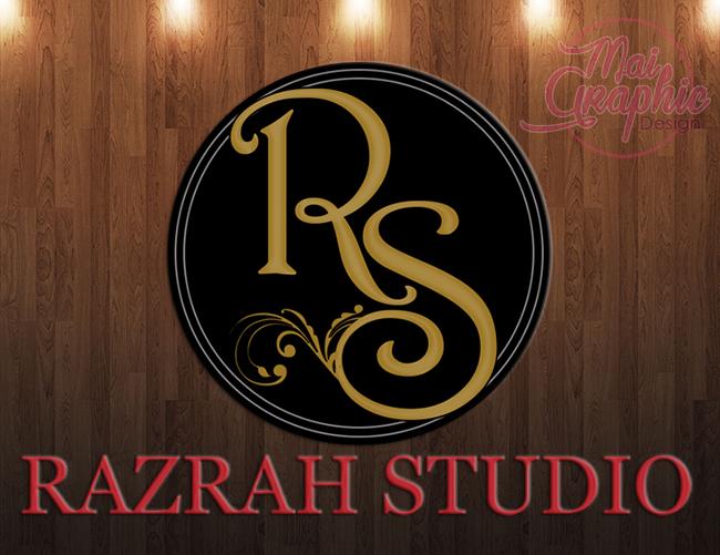 Tempahan Design Logo Razrah Studio