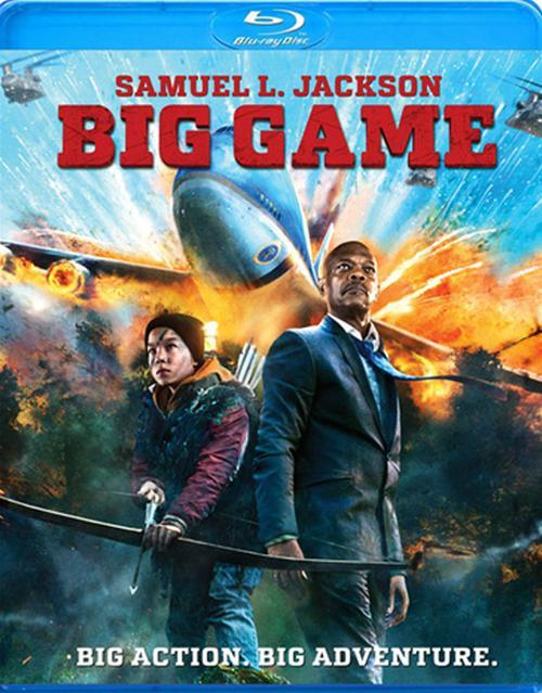 Big Game 2015 Dual Audio BRRip 480p 300mb ESub