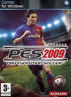 Download Game Pro Evolution Soccer 2009 PC Full Rip Gratis