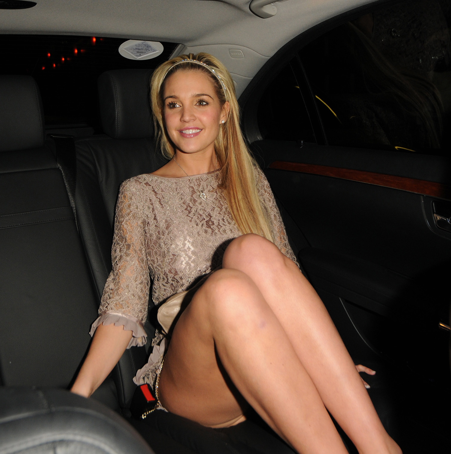 And danielle lloyd upskirt can doggystyle
