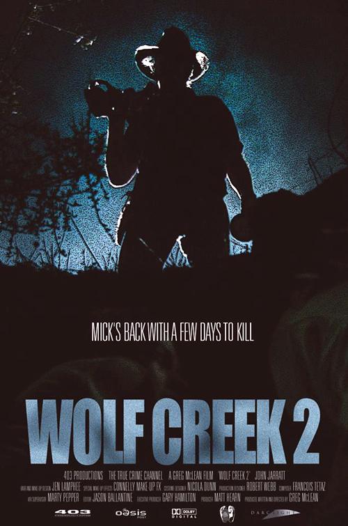 Wolf Creek 2 (2014) Online