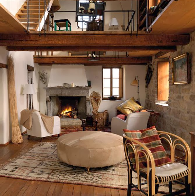 Gracias casas rurales blog cocott - Decorar una casa rural ...