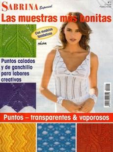 Sabrina Especial №1 2009 Las muestras mas bonitas