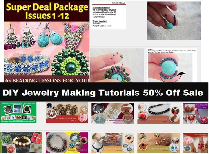 http://handmade-jewelry-club.com/2015/09/diy-jewelry-making-tutorials-50-off-sale.html