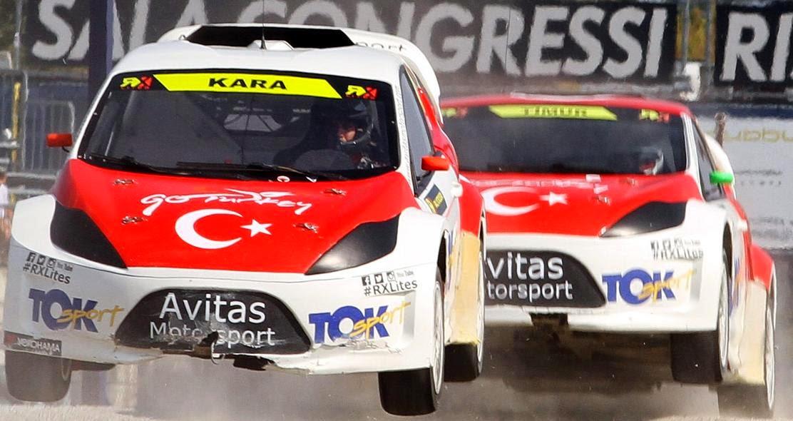 Türkiye yarışıyor