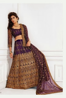 Bridal-Ghagra-&-Blouse-for-Weddings