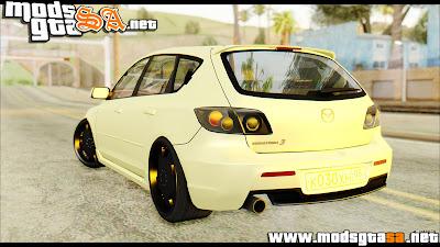SA - Mazdaspeed 3 Daglow v2