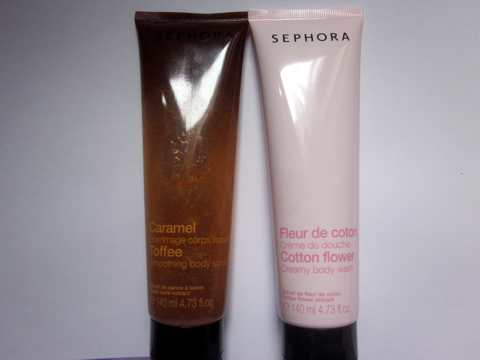 gommage corps lissant sephora