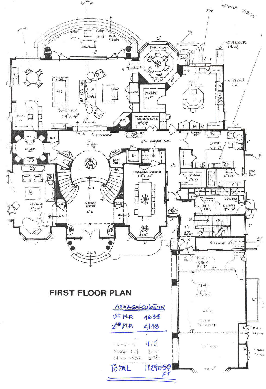 Building plans for House layout plan