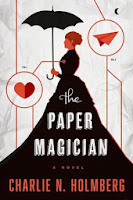 Cover of The Paper Magician