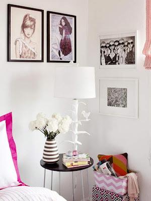 foto dormitorio chica adolescente