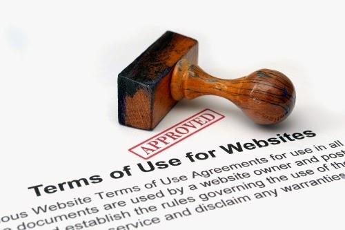 ٧ شروط ستتفاجأ بوجودها في اتفاقية استخدام المواقع الالكترونية