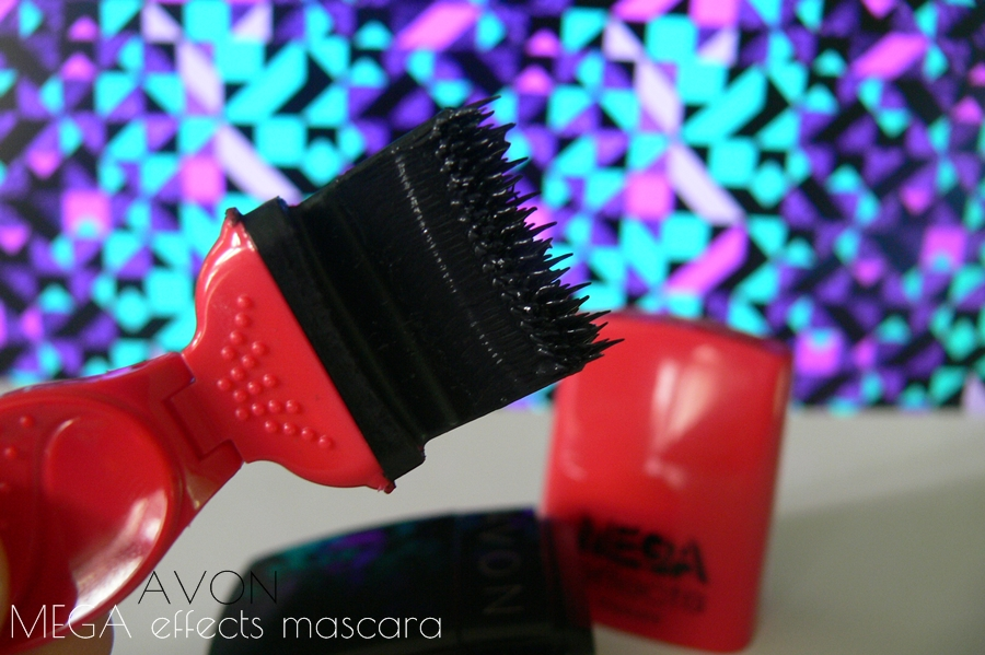 Avon, Mega Effects Mascara, Tusz do rzęs