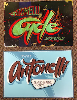 Chris dobell hand painted vintage sign panels north america