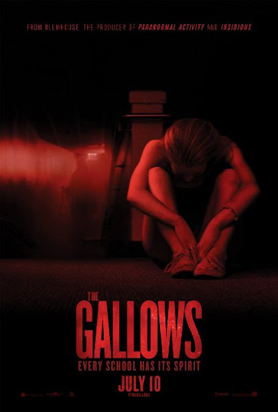 Poster Of The Gallows 2015 720p BluRay Dual Audio