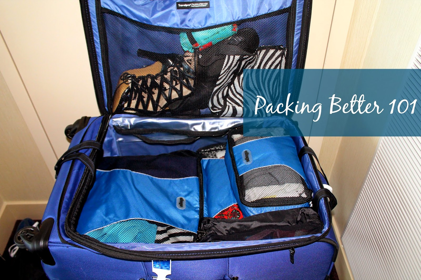 how to pack, how to pack better, packing cubes